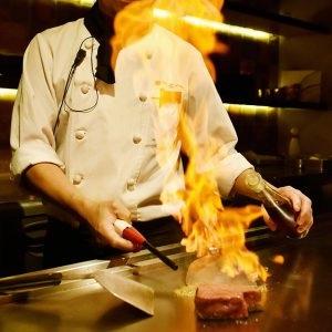 品川で最高の料理とおもてなしを提供してくれるシェフがいる鉄板焼きのお店【鉄板焼 円居 -MADOy- 品川】