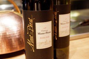 品川の鉄板焼き【円居-MADOy-品川】のワイン