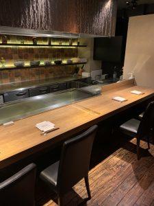 【円居 -MADOy- 品川】の大切な方とのディナーに最適なカウンター席