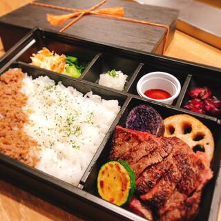 【円居 -MADOy- 品川高輪】で味わえる黒毛和牛弁当